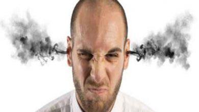 تصویر از پاورپوینت خشم و عصبانیت