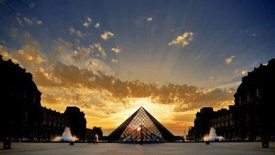 تصویر از پاورپوینت نور و معماری