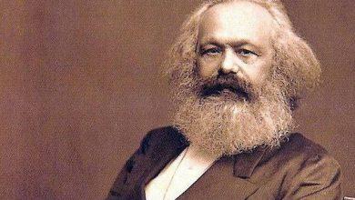 تصویر از پاورپوینت جامعه شناسی معرفت کارل مارکس